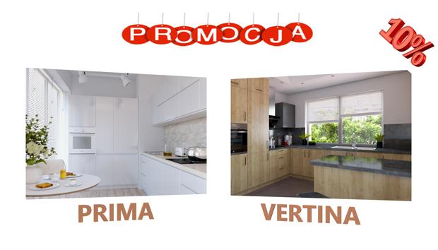 Promocja 10% na Prima i Vertina