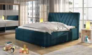 Łóżko tapicerowane Nevada
