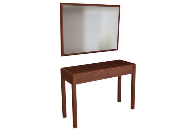 Toaletka z lustrem SIENA