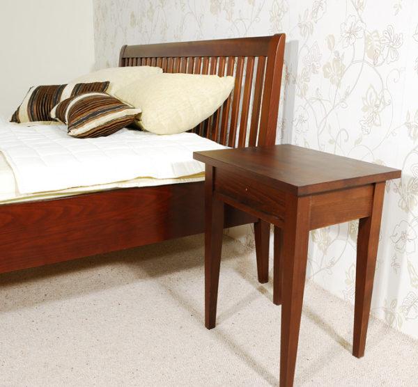 Łóżko, stolik ALBEA