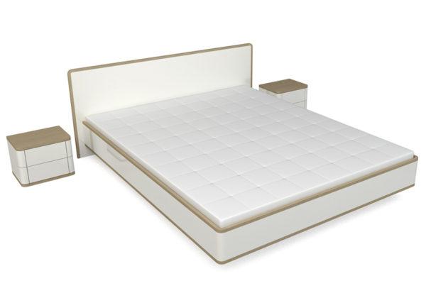 Łóżko LINEA I