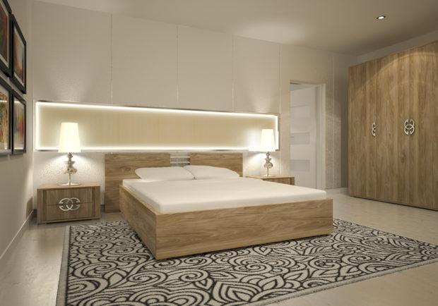 Sypialnia LORENA