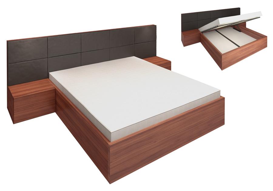 łóżko Moderna Bis